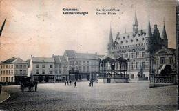 Belgique - Grammont - La Grand' Place - Geraardsbergen