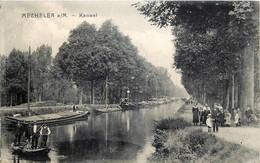 Belgique - Maasmechelen - Mechelen A/M - Kanaal - Maasmechelen