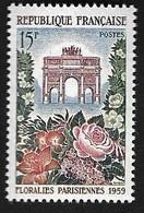 France N°1189 Neuf ** 1959 - Unused Stamps
