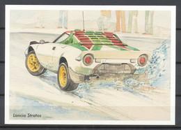 Voitures De Sport - 20eme Siècle - Lancia Stratos - Other