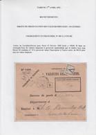 PLANCHE D'EXPOSITION, GROS DOSSIER SUR LES TARIFS..... TAXE - 1921-1960: Moderne