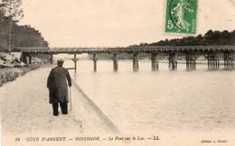 HOSSEGOR - Le Pont Sur Le Lac - - Hossegor