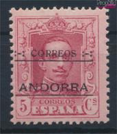 Andorra - Spanische Post 2B Postfrisch 1928 Alfons (9527609 - Ongebruikt