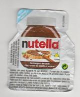 Nutella Bakje Hazelnootpasta Met Cacao - Nutella