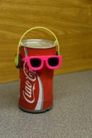 Coca-cola Company Bewegend Blikje - Cannettes