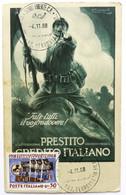 """Cartolina Militare Illustratore Mauzan - """"Fate Tutti Il Vostro Dovere!"""" - Mauzan, L.A."""