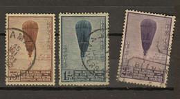 Belgie - Belgique Ocb Nr:  353 - 355    (zie Scan ) - Usados