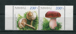 SALE  Armenia 2013  Mushrooms  MNH - Funghi