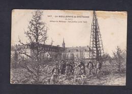 Vente Immediate La Meilleraye De Bretagne Abbaye De Melleray Les Jardins Côté Sud ( Animée Lacroix  45226) - Altri Comuni