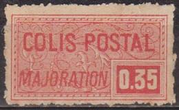 Chemins De Fer Français - FRANCE - Colis Postaux - N° 25 * - 1918 - Usados