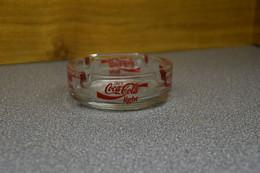 Coca-cola Company Asbak Glas Coca Cola Light - Cendriers