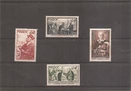 Maroc - Lyautey ( 335/338 XXX -MNH) - Nuovi