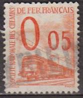 Chemins De Fer Français - FRANCE - Colis Postaux - N° 31 - 1960 - Usados