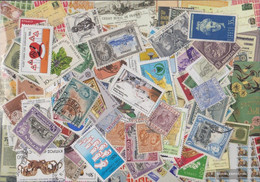 Cyprus Stamps-100 Different Stamps - Otros