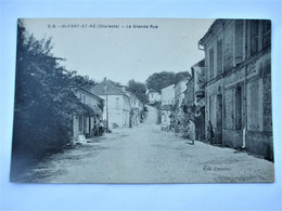 SAINT FORT Sur Le NE - La Grande Rue - TBE - Otros Municipios