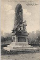 22 - QUINTIN Monument Aux Enfants De Morts Pour La France écrite - Quintin
