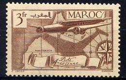 MAROC - A47**  - DEWATINE - Posta Aerea