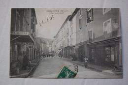 BEDARIEUX  Rue Saint-Louis - Bedarieux