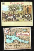 Vin Bianco Casimiro Vin Italien 2 étiquettes , Spécialité Hotel ? - Andere
