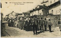 11177 - Corréze - LE LIMOUSIN :  UNE NOCE LIMOUSINE   GROS PLAN   Nos Campagnes  - Circulée En 1915 - Altri Comuni