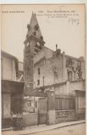 Cpa ( 75 Paris ) Paris , Rue Mouffetard , Curieux Clocher De Saint-medard - Distretto: 05
