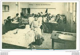 CPA 18 Foecy Atelier De Confection - Autres Communes