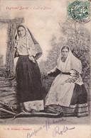 1907  Costumi Sardi - Mujeres