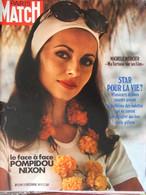 Paris Match N (1179 (11 Déc 1971) Michele Mercier - Mannequins Acapulco - Hussein - Collège France - General Issues