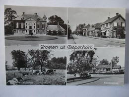 061A Ansichtkaart Groeten Uit Diepenheim - 1969 - Andere