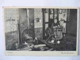 061A Ansichtkaart Twente - Bij Het Haardvuur - 1947 - Andere