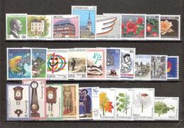 Luxembourg 1997 Année Complète ** - Nuevos