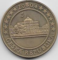 République Tchèque - Médaille 2004 - SUP - Tschechoslowakei