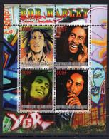 Bob Marley / Music  Perf.  MNH** RR1 - Non Classificati