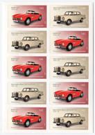 RC 19827 ALLEMAGNE RFA 2015 AUTOMOBILES BMW MERCEDES BENZ CARNET COMPLET A LA FACIALE NEUF ** BOOKLET MNH TB - Nuevos
