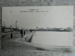 BOULOGNE SUR MER                     ASPECT DU BASSIN A FLOT - Boulogne Sur Mer