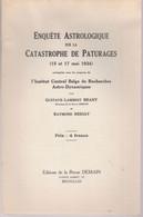 Enquête Astrologique Sur La Catastrophe De Paturages (mons) - Sciences