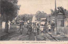Oran - Le Quartier De Gambetta - Oran