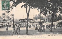 Argenteuil - La Fête Foraine Des Vendanges - Argenteuil