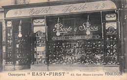 Toulouse - Chaussures Easy-First - Devanture Du Commerce - Toulouse