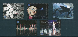 [1580] Zegels 4219 - 4223 Gestempeld - Used Stamps