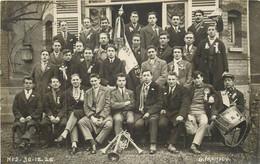 EPERNAY Les Conscrits Du 30.12.1926 - Carte Photo- - Epernay