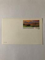 USA 1988, ENTIER POSTAL, POSTAL STATIONERY, AMERICAN THE BEAUTIFUL,  BUFFALO - Altri