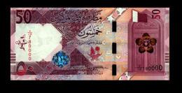 New! Qatar 2020 50 UNC Riyals P-NEW - Qatar