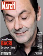 PARIS MATCH N° 3742 - Jean-Pierre Bacri, Le Doux Râleur (numéro Hommage) - 21 Janvier 2021 - General Issues