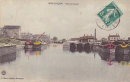 Allier - Montluçon - Port Du Canal - Montlucon