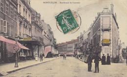 Allier - Montluçon - Boulevard De Courtais - Montlucon