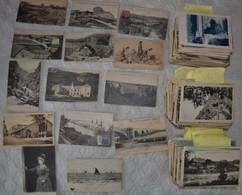 : Gros Lot De Cartes Postales Anciennes - CPA (environ 1000) - Département 01 (Ain) à 50 (Manche) - Voir Scan - 500 Postcards Min.