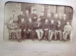 Limoges Lycée 1894 - Unclassified