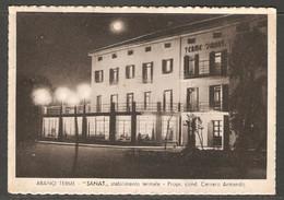 Carte P De 1948 ( Abano Terme / Stabilimento Termale / Carraro Armando ) - Padova