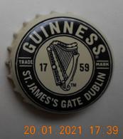 1 Capsule De Bière  GUINNESS - Beer